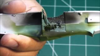 Airfix 1/48 Supermarine Seafire. Update #1