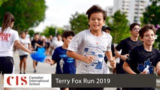 Terry Fox Run 2019 | Canadian International School