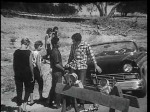 THE WILD RIDE - Jack Nicholson 1960 pt. 6