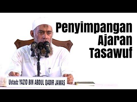 Astaghfirullah, Ustad Yazid Jawas Sebut Thariqat, Hakikat dan Makrifat tidak ada Dalam Islam