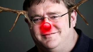 Repeat youtube video Gaben The Red-Nosed Gaben