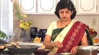 Indian Vegetarian Gourmet - Sprouts Rice Pilaf (sprouts Biryani)