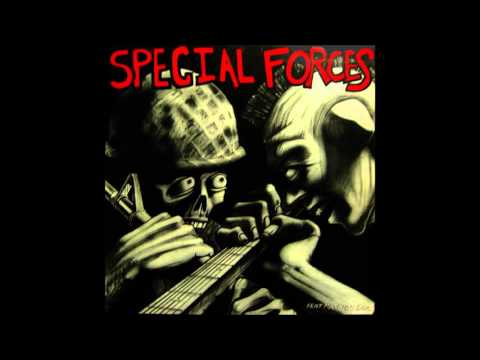 Special Forces - Special Forces 1987
