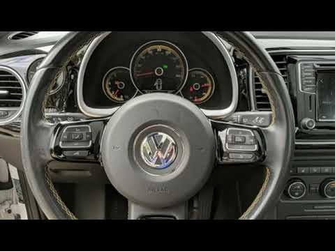 Used 2016 Volkswagen Beetle Dallas TX Garland, TX #P8003V - SOLD