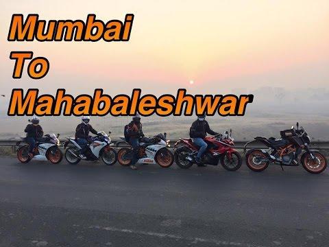 Mumbai to Mahabaleshwar/ Panchgani   KTM duke 390
