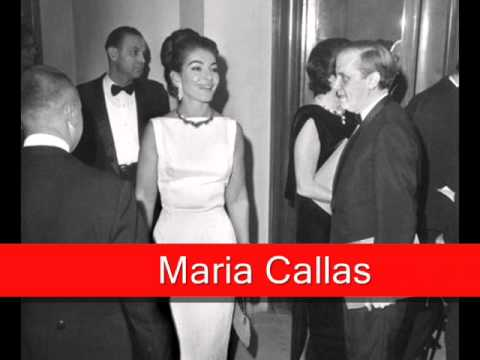 Maria Callas: Rossini - Armida, 'D'amor al dolce impero'