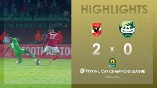 Al Ahly 2-0 FC Platinum   HIGHLIGHTS   Match Day 3   TotalCAFCL