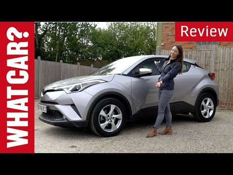 Toyota C-HR 2018 review – can it beat the Nissan Qashqai? | What Car?