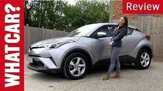 Toyota C-HR 2017 Review – Can It Beat The Nissan Qashqai? | What Car?