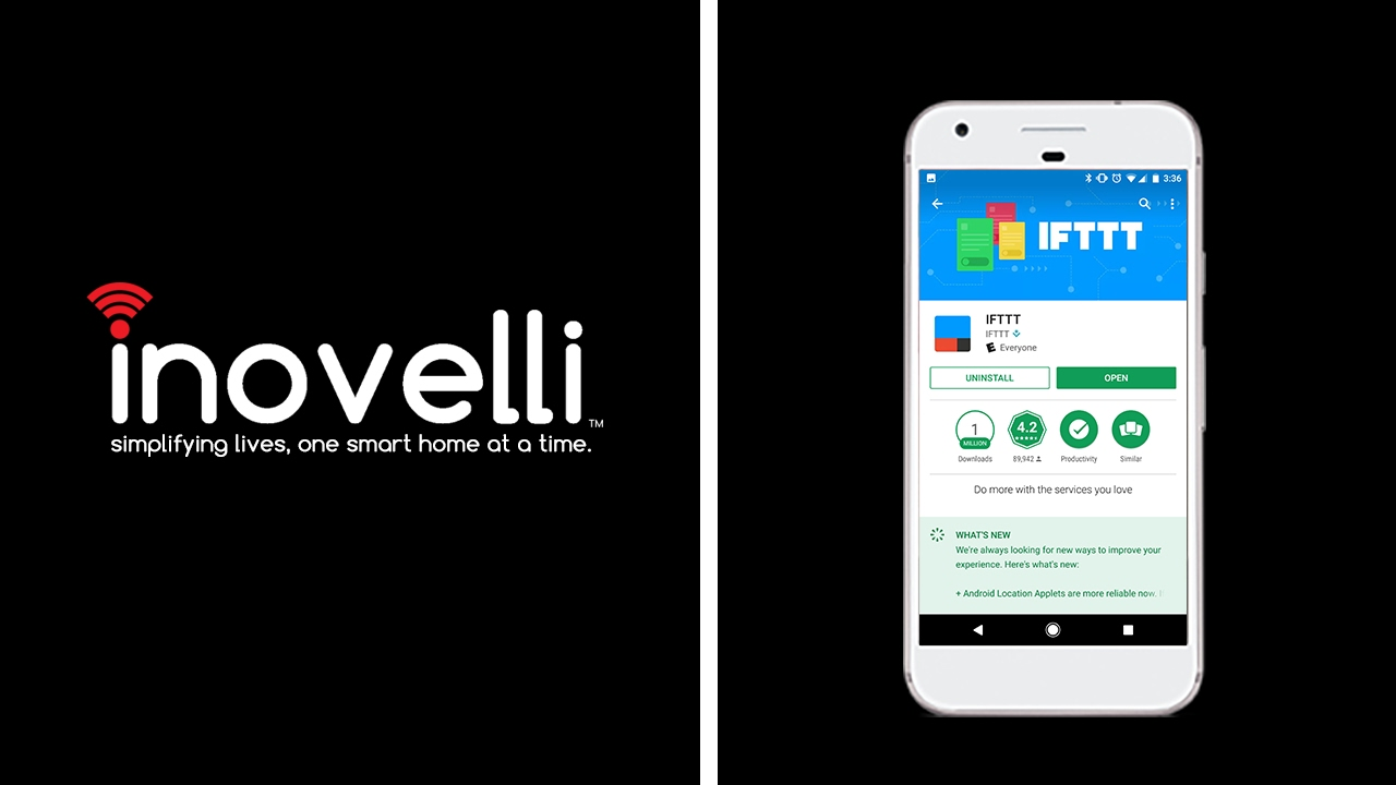Best Home Automation Apps for SmartThings & Wink | Inovelli