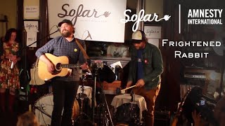 Frightened Rabbit - Roadless | Sofar Glasgow - GIVE A HOME 2017