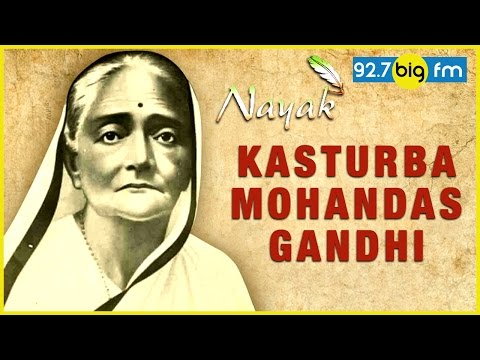 Nayak With Sanjeev Srivastava - Kasturba Gandhi (Wife Of Mahatma Gandhi)