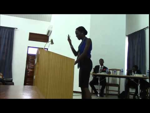 University of Ghana VC Debate