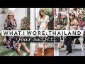 What I Wore: 4 Outfits in Thailand | by Erin Elizabeth