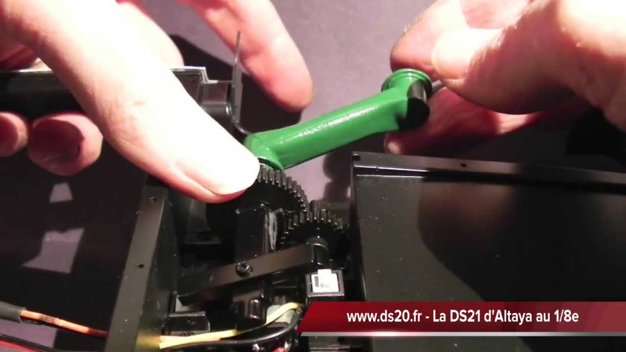Ds 21 altaya montage n 33 youtube for Altaya ds 21