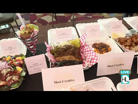 Rodeo Houston food vendors get wild with Gold Buckle Foodie Awards | HOUSTON LIFE | KPRC 2