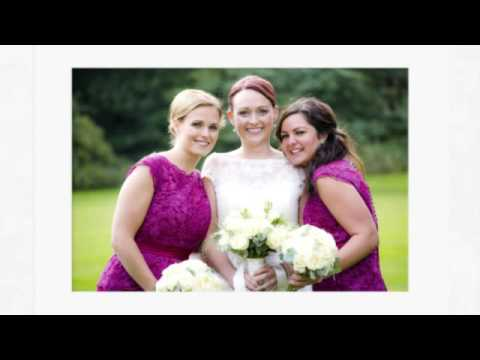 Claire & Michael  Beamish Hall Wedding