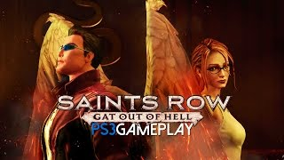 Saints Row: Gat out of Hell Gameplay (PS3 HD)