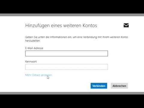 Sprit.org E-Mail Konto in Windows 8 Mail einrichten