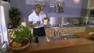 Iced Café Latte - Ainsley Gourmet Express - BBC