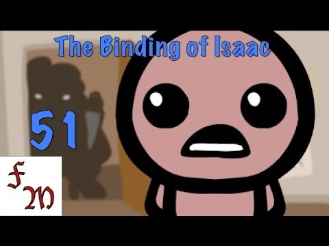 Lets Play The Binding of Isaac (Summer's Eve)