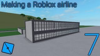 Making a Roblox airline: Episode 7 - More Roblox development!