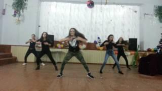 Новый год 9 класс село Воронково