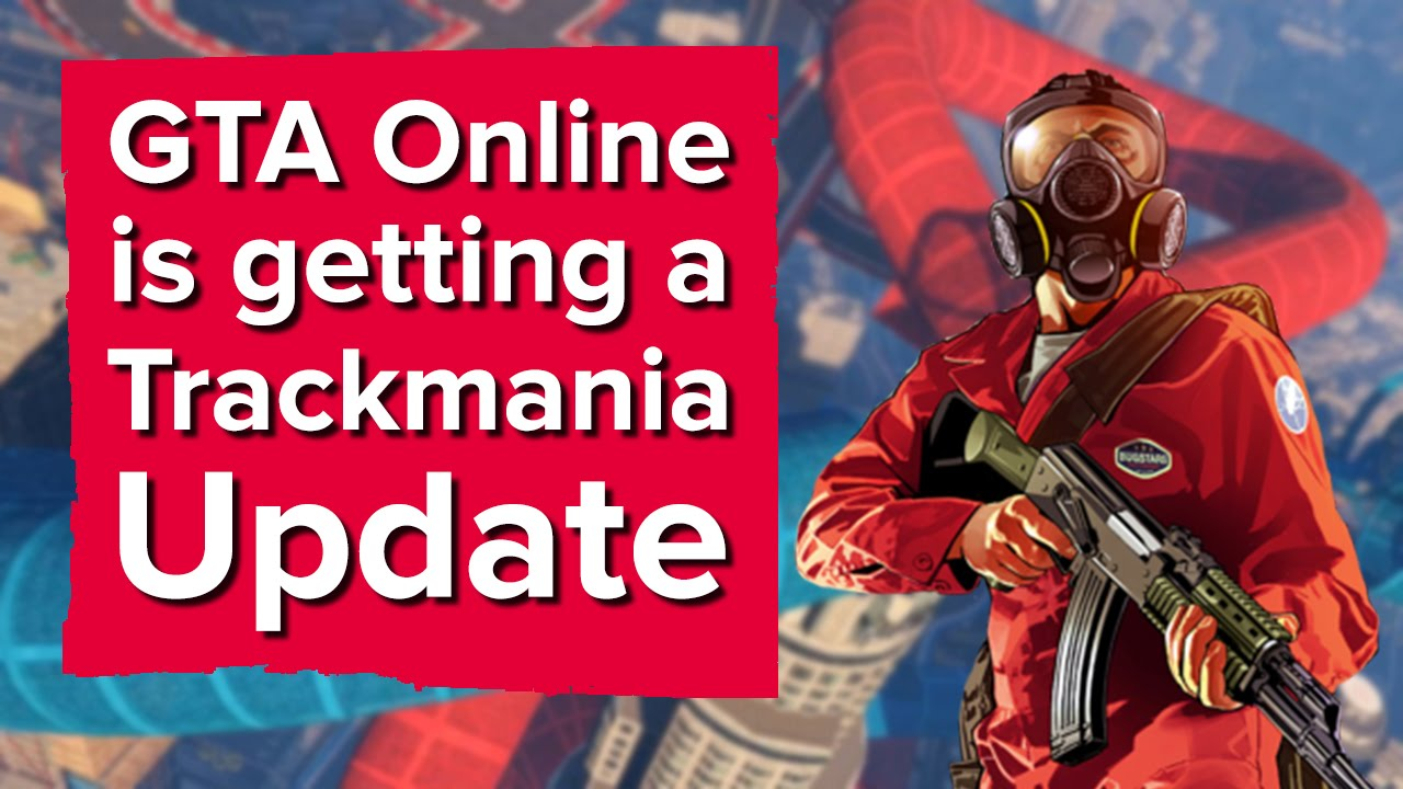 GTA5 takes on Trackmania in new GTA Online DLC • Eurogamer net