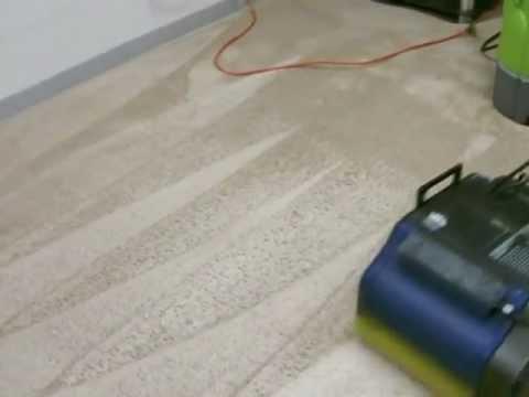 how to clean carpet using encapsulation technique youtube. Black Bedroom Furniture Sets. Home Design Ideas