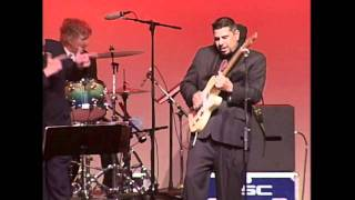 Boxcar 7 performs Albert King