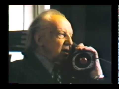 Portrait of Stokowski 1970