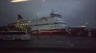 Viking Line - M/S Gabriella - Cruise And Walktrough Onboard
