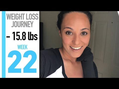 My Weight Loss Journey: WEEK 22 | TIME TO WOMAN UP