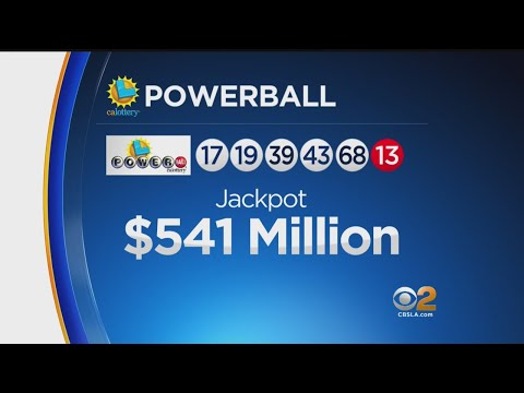 Powerball Jackpot Swells To $650 Million -- At Least
