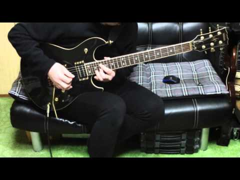 Don't Tell Me You Love Me / Night Ranger (GUITAR COVER)