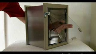 Hale Pet Door (Hale Wall Mounted Pet Door)