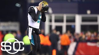 Should Jaguars feel good despite loss to Patriots in AFC Championship? | SportsCenter | ESPN