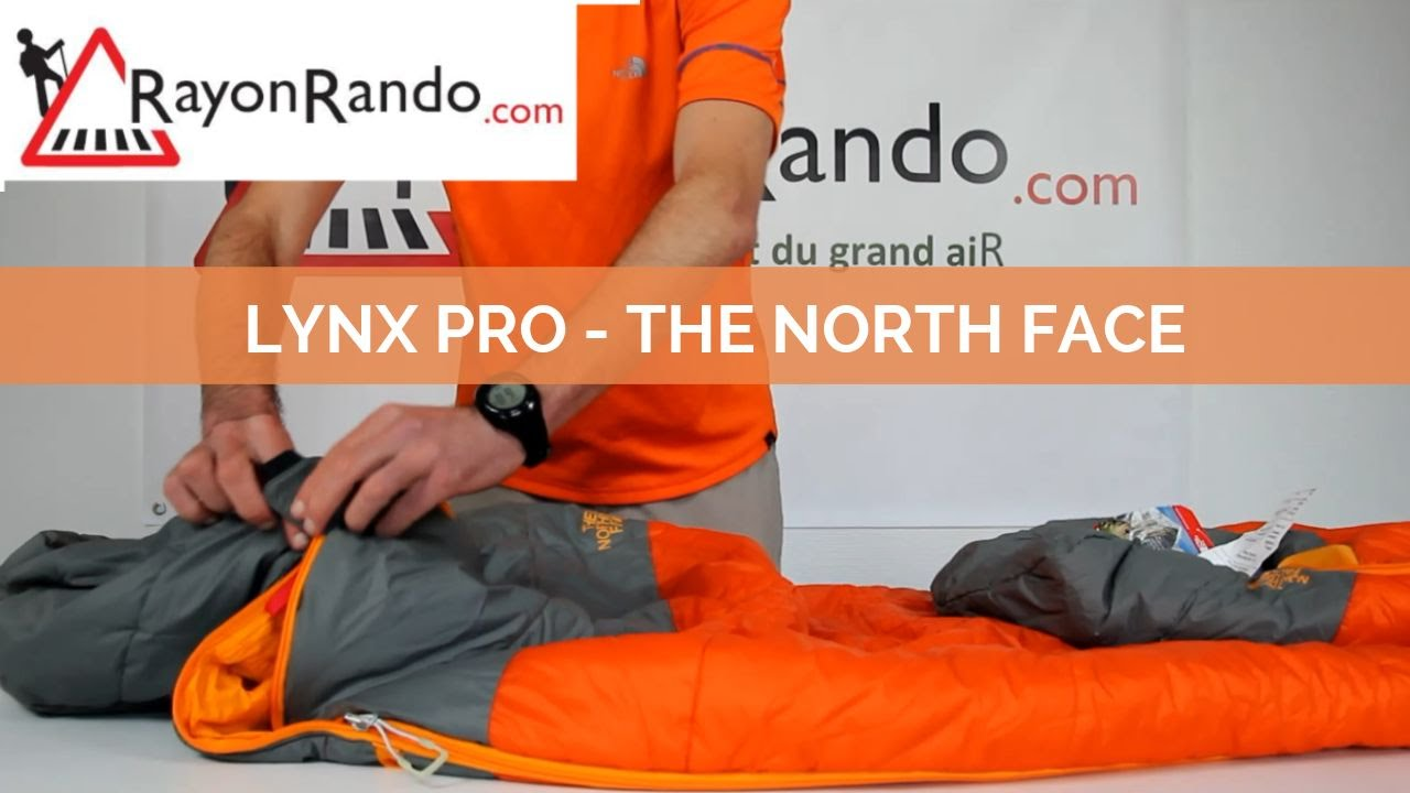 cade9ea68b Rayonrando.com : Présentation du sac de couchage Lynx Pro de The North Face