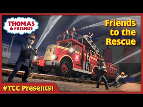 Friends to the Rescue! | Thomas Creator Collective Presents Ep. #9 | Thomas & Friends