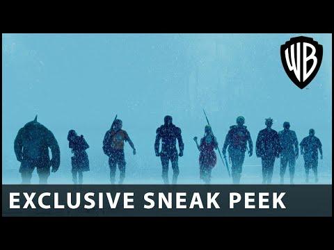 THE SUICIDE SQUAD – DC FanDome Exclusive Sneak peek – Warner Bros. UK