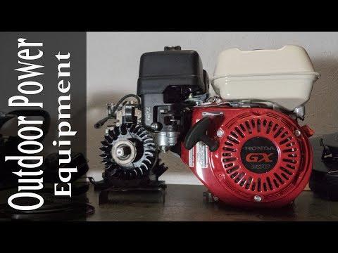 Honda GX200 Commercial Engine