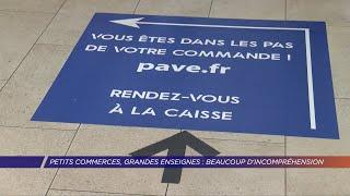 Yvelines | Petits commerces, grandes enseignes : beaucoup d'incompréhension