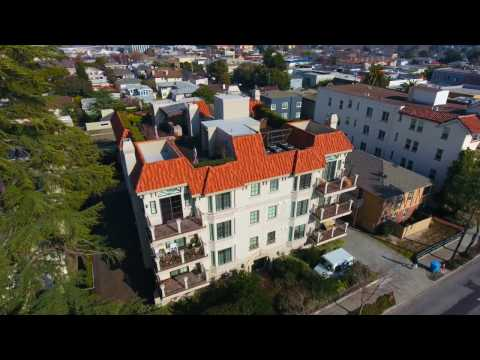 Burlingame, California by Drone - Presented by Ed Stephens