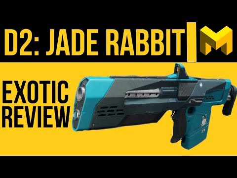 Destiny 2 Jade Rabbit Exotic Review: Is it any good?