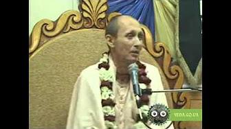 Шримад Бхагаватам 2.10.37-40 - Бхакти Ананта Кришна Госвами