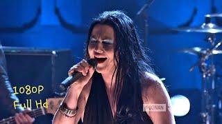 Evanescence - Made Of Stone (Live Conan O'Brien 2012) Full HD