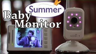 Review of Summer Multi-Video infant Monitor