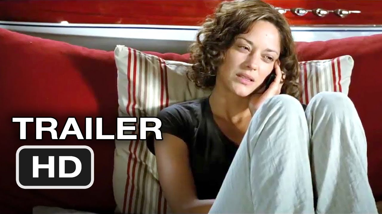Little White Lies Official Trailer 1 2012 Marion Cotillard Movie Hd Youtube