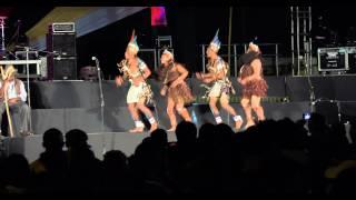 AMERINDIAN DANCE-GUYANA FESTIVAL 2014.