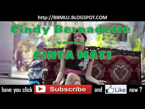 Cindy Bernadette  - CINTA MATI (LIRIK) | OFFICIAL LYRIC VIDEO @LIRIKMUSIK10